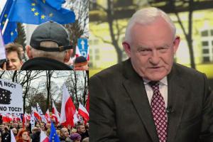 """Leszek Miller broni... Prawa i Sprawiedliwości: """"W Polsce nie ma żadnego zamachu stanu!"""""""