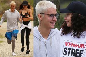Justin Bieber na randce z nową dziewczyną! (ZDJĘCIA)