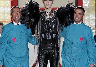Bill Kaulitz został modelem! (FOTO)