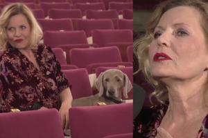 """Szapołowska: """"Sekretem mojej urody jest pies. Raz jednego ukradłam z cyrku!"""""""