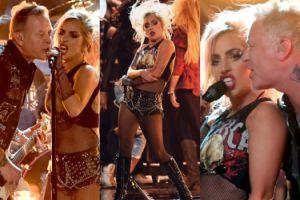 Tak wyglądał koncert Lady Gagi z Metallicą na gali Grammy! (ZDJĘCIA)
