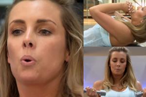 """Ferenstein-Kraśko zaprosiła kamerę TVN na siłownię. """"Ciało rozsypało się na kawałki. Nie chcesz wiedzieć, jak wygląda brzuch po trzech ciążach!"""""""