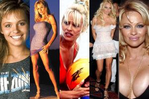 Jedyna kobieta, której silikony przeszły do historii popkultury: Pamela Anderson kończy dziś 50 lat! (DUŻO ZDJĘĆ)