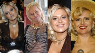 Młoda Doda wyglądała jak... młoda Joanna Kurowska (ZDJĘCIA)