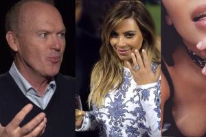 """Michael Keaton krytykuje Kim Kardashian: """"To ciągłe afiszowanie i lansowanie się. To generuje dysproporcję"""""""