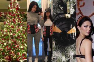 Tak Kardashianowie obchodzą Boże Narodzenie (ZDJĘCIA)