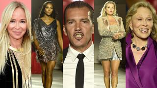 Kate Moss, Antonio Banderas i 76-letnia Faye Dunaway na wybiegu w Cannes! (ZDJĘCIA)