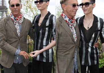 Bill Kaulitz ma 65-letniego kochanka?!