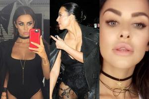 Natalia Siwiec stylizuje się na Kim Kardashian? (FOTO)