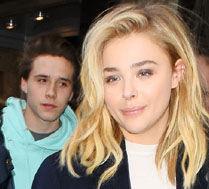 Syn Beckhama znów spotyka się z Chloe Moretz!