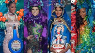 """""""Stroje narodowe"""" na konkursie Miss Universe! (CZĘŚĆ DRUGA – WIĘCEJ ZDJĘĆ!)"""