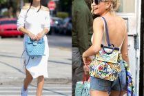 Moda na wygodę: gwiazdy pokochały plecaki