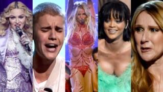 Madonna, Britney i Bieber na scenie Billboard Music Awards! (ZDJĘCIA)