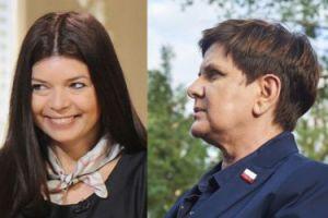 """Stylistka Dorota Wróblewska trafiła na policję po... skrytykowaniu stroju Beaty Szydło! """"Ja i moja rodzina dostawaliśmy GROŹBY"""""""