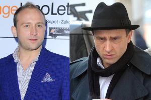 Tak Borys Szyc zmienił się do roli Kantora! Poznalibyście go? (FOTO)