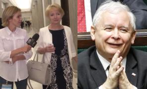 Szczypińska o romansie z Kaczyńskim: