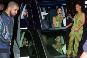 Rihanna i Drake wyszli razem z gali MTV i poszli do klubu! (ZDJĘCIA)