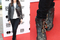 Rockowa Rosati w botkach za ponad 5 tysięcy