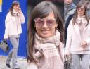 """46-letnia Kinga Rusin w nowej fryzurze i z siwymi włosami. """"Pięknie i 20 lat mniej!"""" (ZDJĘCIA)"""