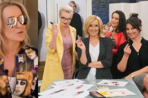 """Młynarska reklamuje swoje show: """"Będziemy poprawiać życie par. Rozwój kobiet i mężczyzn nie idzie równolegle!"""""""