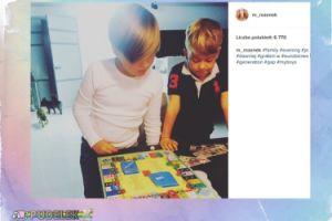 Małgorzata Rozenek chwali się zdjęciem dzieci