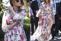 Melania Trump w sukience za 14 tysięcy złotych