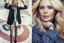 Maja Sablewska znów reklamuje buty