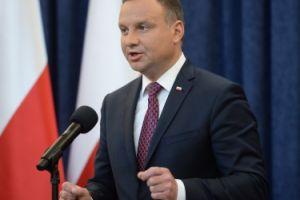 Duda nie podpisze ustawy o Sądzie Najwyższym, jeżeli Sejm nie uchwali jego poprawki o KRS!