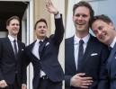 Premier Luksemburga wziął ślub... ze swoim chłopakiem!