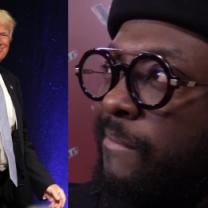 """will.i.am o Trumpie: """"To najsmutniejsza rzecz na świecie"""""""