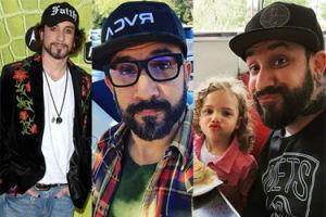 AJ z Backstreet Boys znów zostanie ojcem!