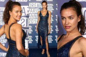 Irina Shayk bez stanika w Cannes! (ZDJĘCIA)