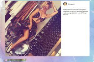 Doda próbuje kusić na Instagramie