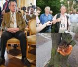 """Włamanie na działkę ministra Szyszki! """"Wycięli drzewa, ZOSTAWILI ZAKRWAWIONĄ SIEKIERĘ"""""""