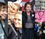 """Kobiety demonstrują pod Sejmem: """"Nie ma demokracji bez praw kobiet!"""" (ZDJĘCIA)"""