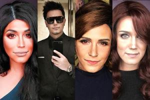 34-letni aktor z Filipin przeobraża się w znane gwiazdy przy pomocy makijażu! (ZDJĘCIA)