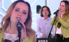 17-letnia Magda Welc śpiewa w