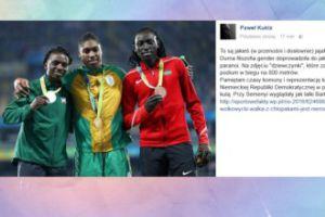 """Kukiz o biegu na 800 metrów w Rio: """"To są jakieś jaja"""""""