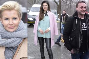 """Racewicz, Halejcio, Kisio, Gessler i Orłoś na """"obiedzie z gwiazdami"""""""