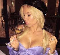 Doda pokazuje piersi na Instagramie