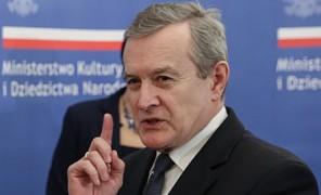 63-letni minister Gliński zostanie ojcem!