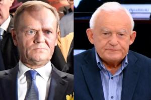 """Miller o Tusku: """"Wykorzystuje pozycję brukselską do wewnętrznych rozgrywek!"""""""