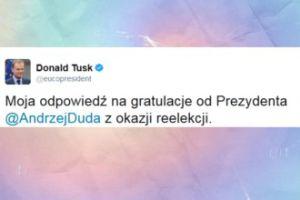 Tusk odpowiada na pismo Dudy