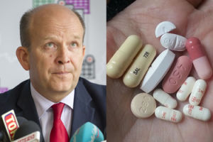 Radziwiłł podwyższył ceny leków dla chorych na AIDS i po przeszczepach o... PONAD 1300 ZŁOTYCH!