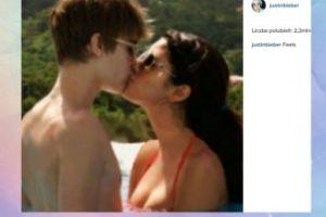 Bieber wciąż zakochany w Selenie?