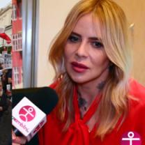 """Sablewska wspiera protesty pod Sejmem: """"Jestem za WOLNĄ POLSKĄ. Wyjście na ulicę jest dobre!"""""""