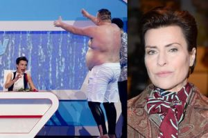 """Stenka już żałuje udziału w """"Celebrity Splash""""!"""