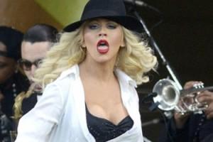 """Aguilera nazwała Myszkę Miki... """"DUPKIEM""""!"""