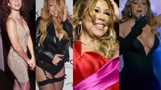 Ma głos o pięciu oktawach i słabość do głębokich dekoltów: Mariah Carey kończy dziś 47 lat! (ZDJĘCIA)