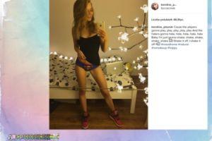 "Gwiazda ""Top Model"" bez spodni (FOTO)"